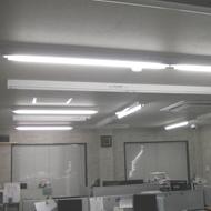 事務所内LED①